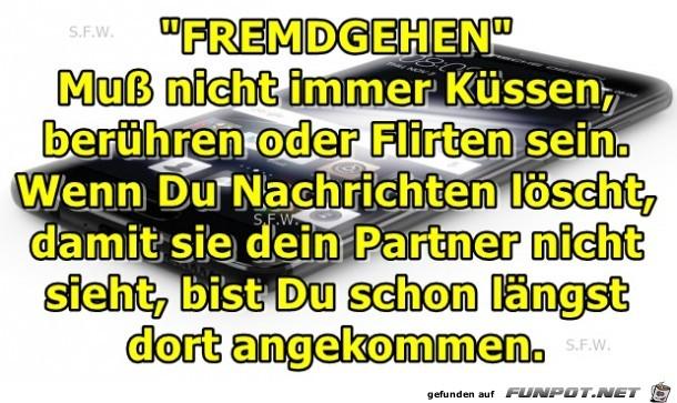 FREMDGEHEN