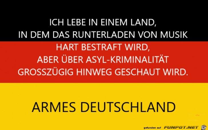Deutschlandfahne ARMES