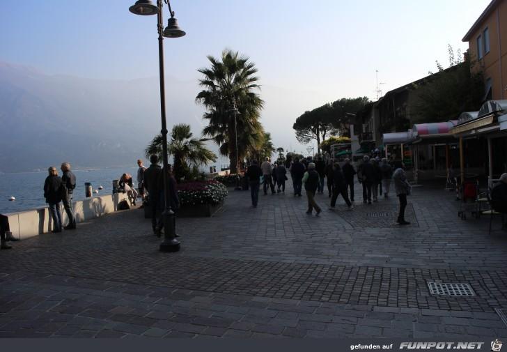 Impressionen aus Limone am Gardasee