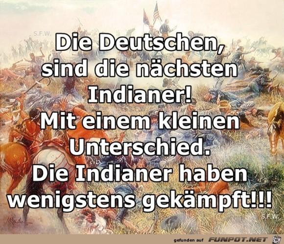 Die Deutschen sind die