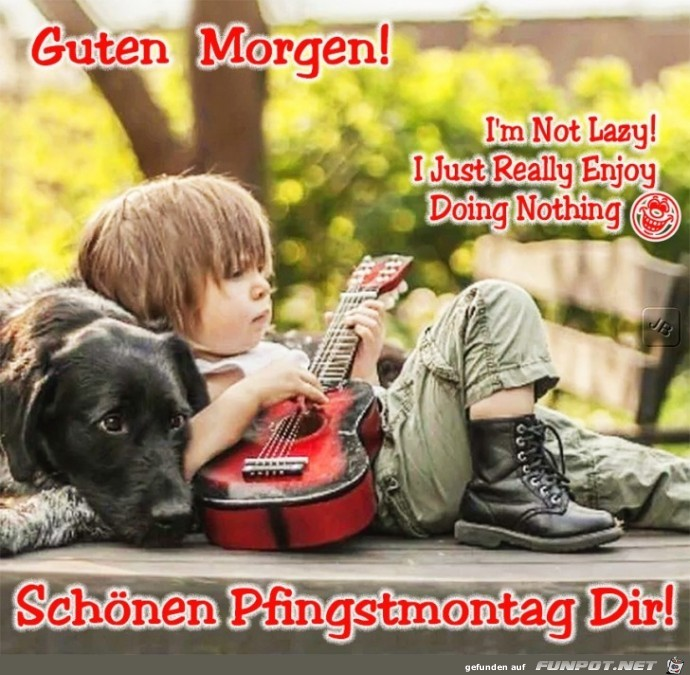 Pfingstmontag