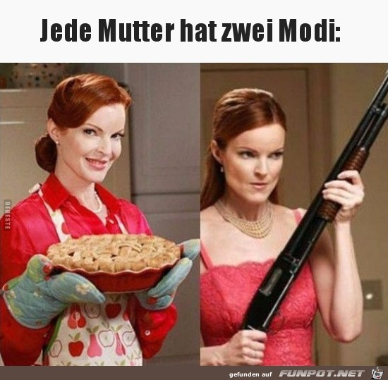 Jede Mutter