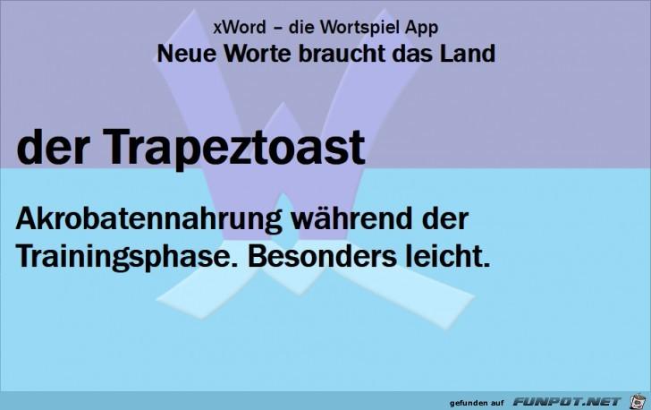 Neue-Worte-Trapeztoast