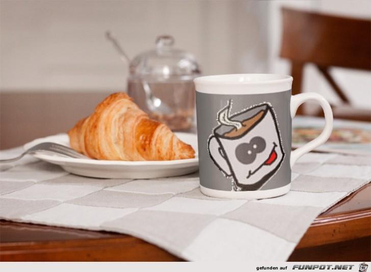 Funpot User Frühstück