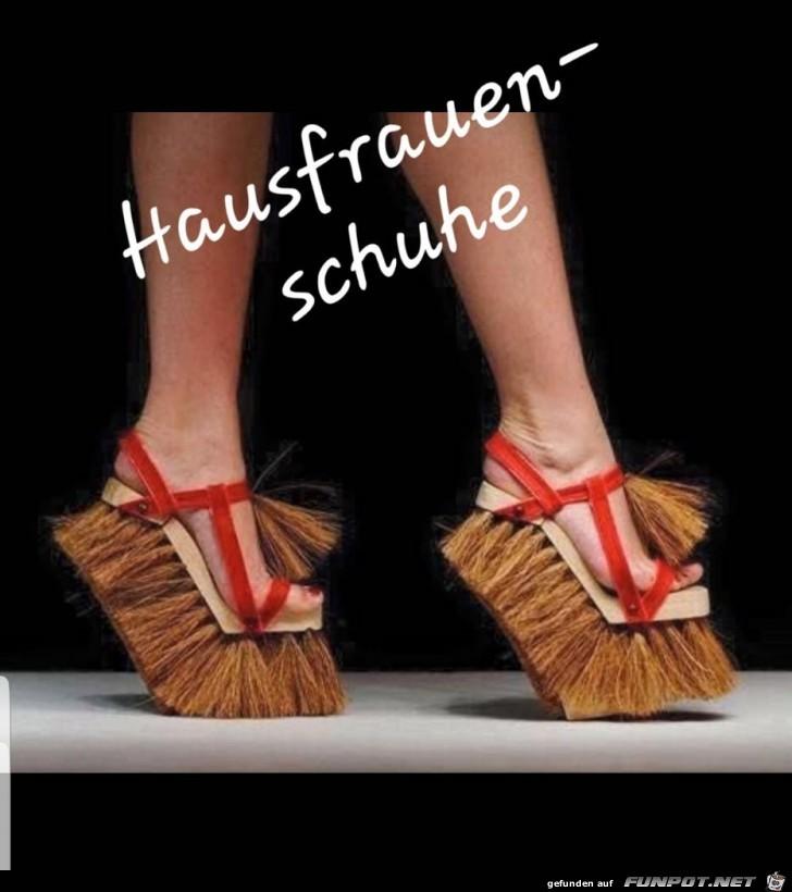 Hausfrauenschuhe