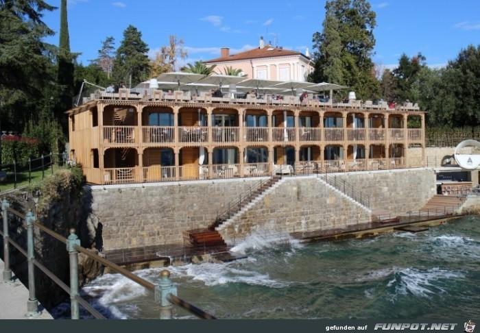 Impressionen aus Opatija (Istrien)