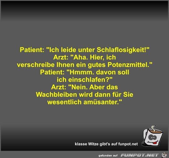 Patient: