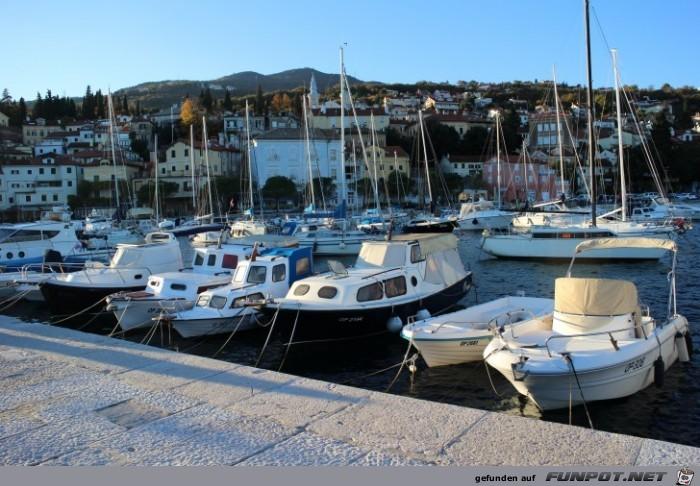 Impressionen aus Opatija (Istrien) Teil 3