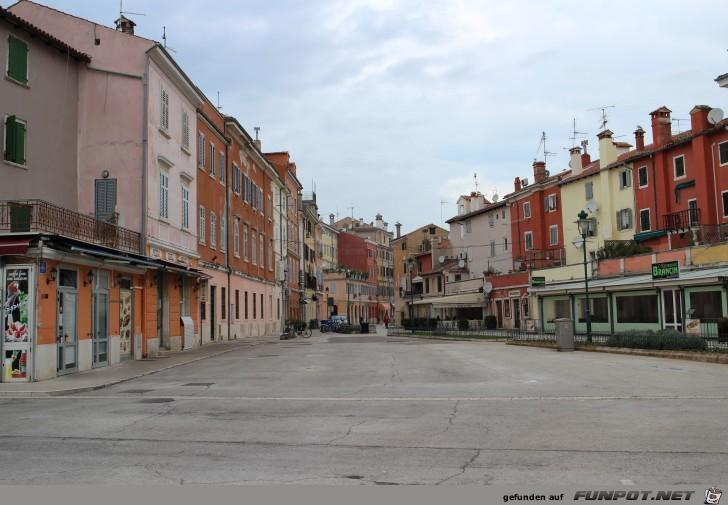 Impressionen aus Rovinj (Istrien)