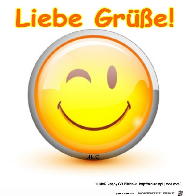 Liebe Gruesse