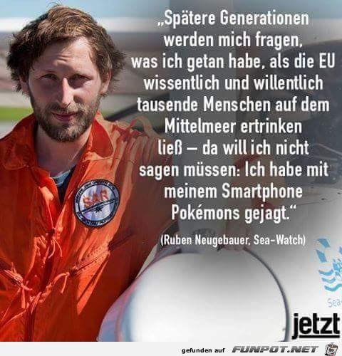 spaetere Generationen