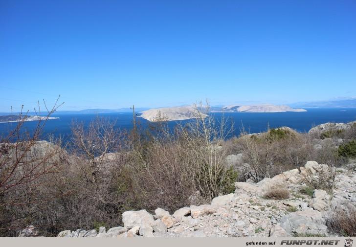 Impressionen von der kroatischen Riviera