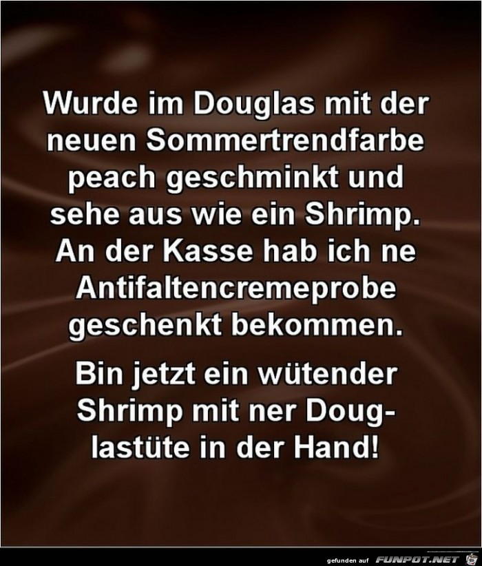 Douglas Account Löschen
