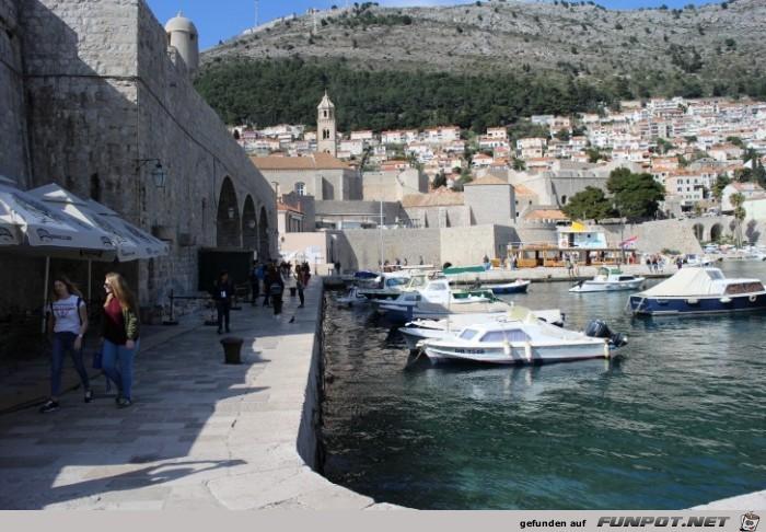 neue Impressionen aus Dubrovnik