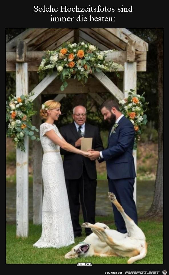 tolles Hochzeits-Foto......