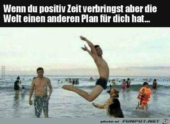 einen anderen Plan.....