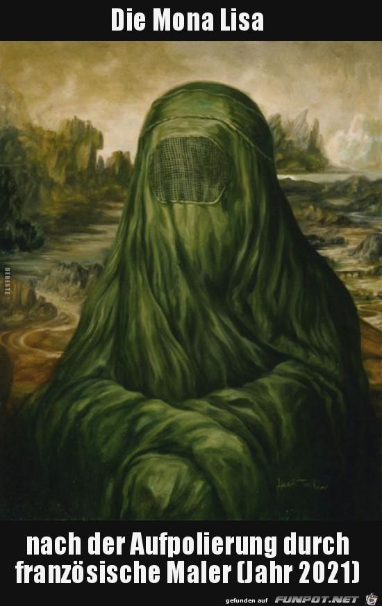 Die Mona Lisa der Zukunft