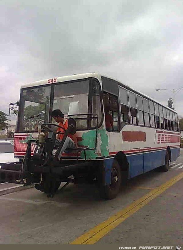 Besonderer Bus