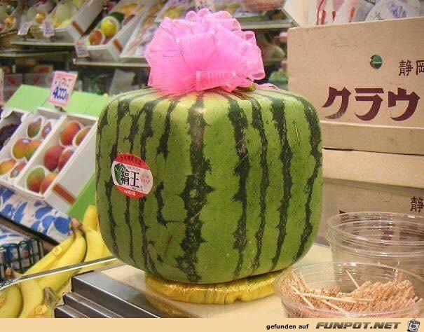 Früchte in Japan
