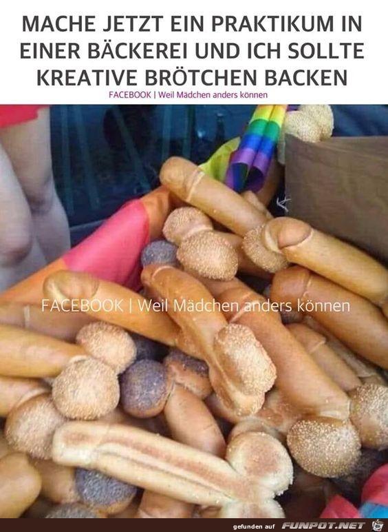 Praktikum in Bäckerei