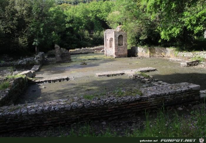 Impressionen aus Butrint (Albanien) Teil 2