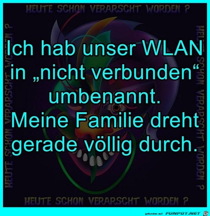 WLAN-Name