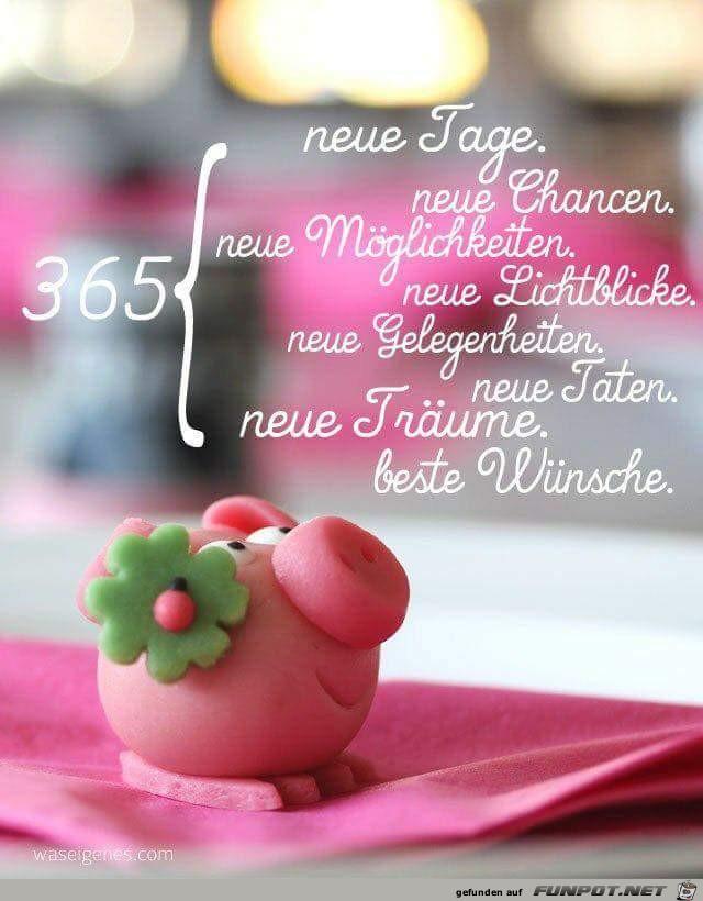 365 neue tage