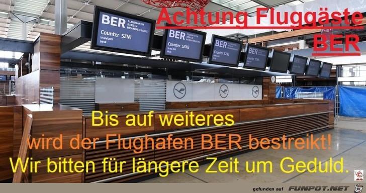 BER-Streik
