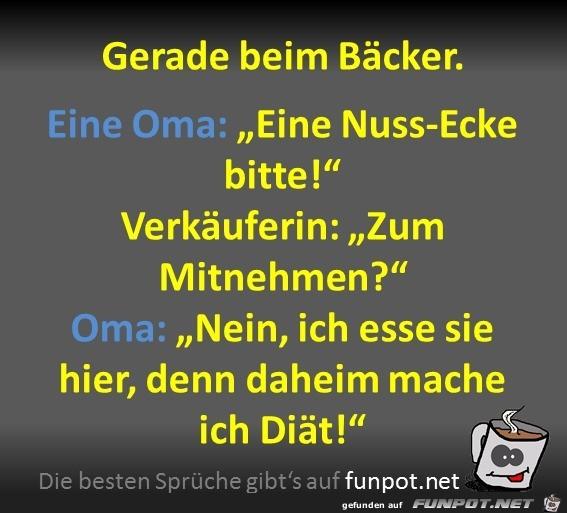 Nuss-Ecke