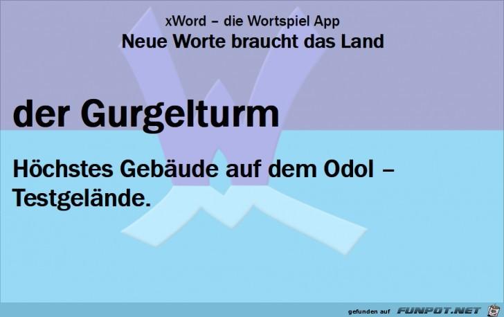 Neue-Worte-Gurgelturm