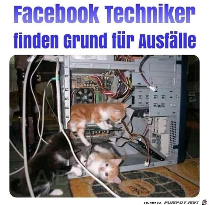 Grund für FB-Ausfälle gefunden