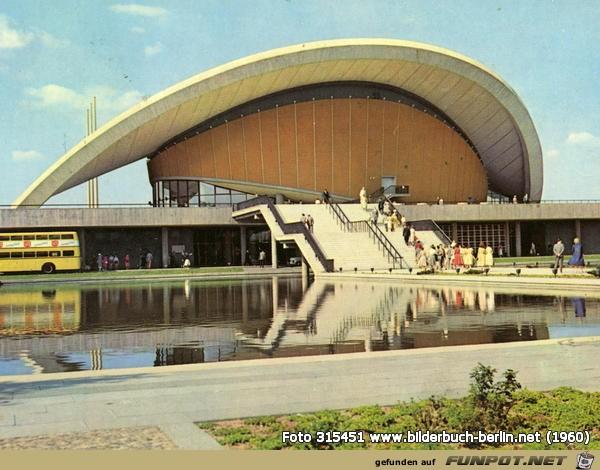 berlin tiergarten kongresshalle schwangere Auster