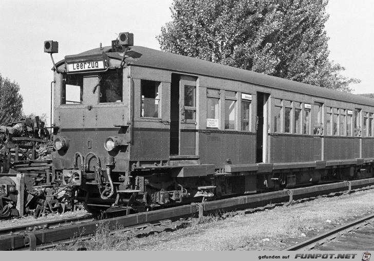 Historischer S-Bahn Zug Berlin04