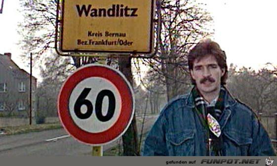 DDR Bonzensiedlung Wantlitz
