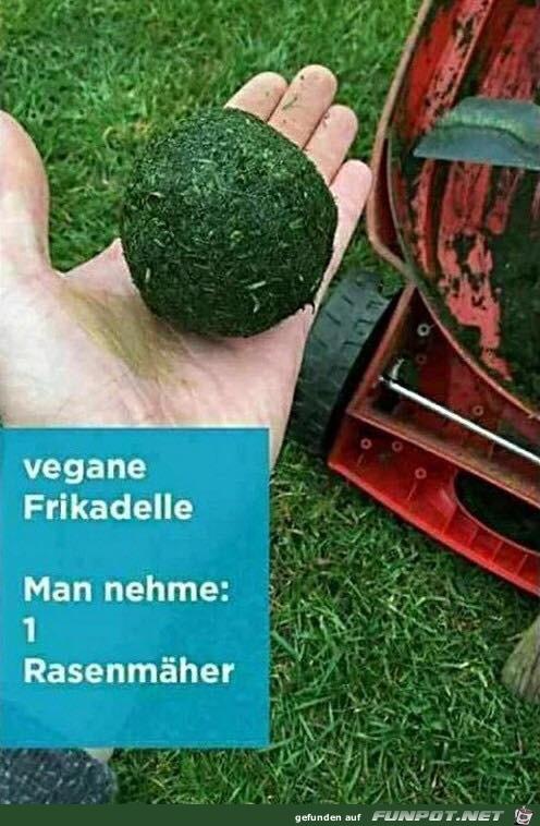 Rasen-Frikadelle