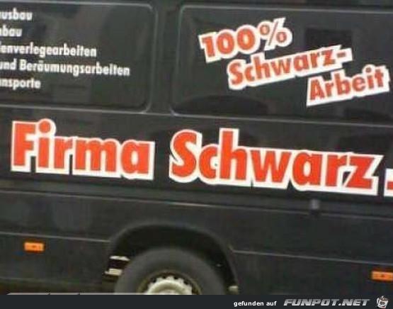 Firma Schwarz