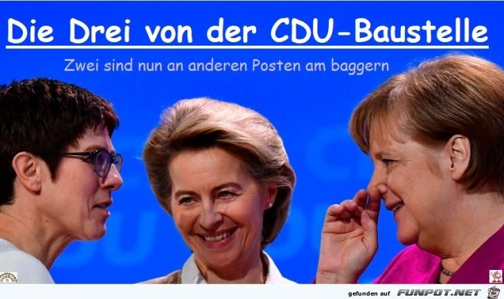 CDU-Baustelle