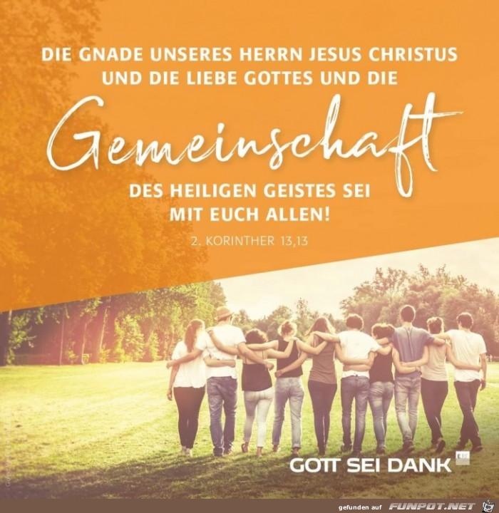 2. korinther 13.13