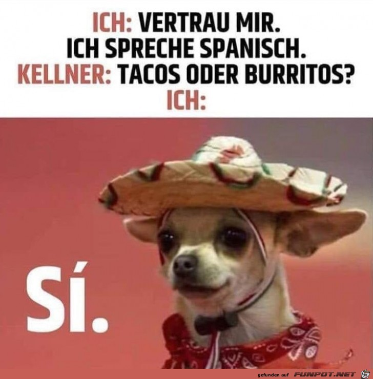 Super spanisch