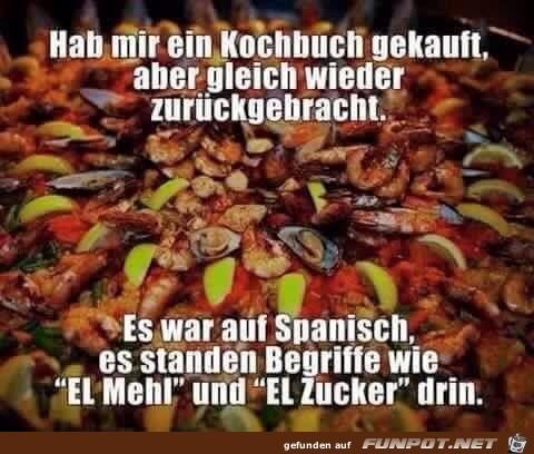 Doofes Kochbuch