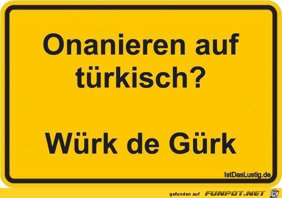 Onanieren auf türkisch