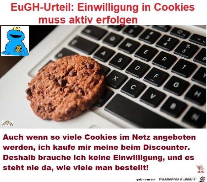 Cookie-Urteil