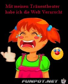 Greta Verarsche