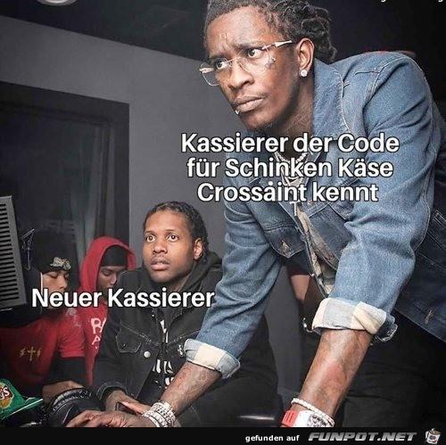 Kassierer