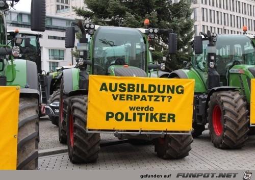Werde Politiker