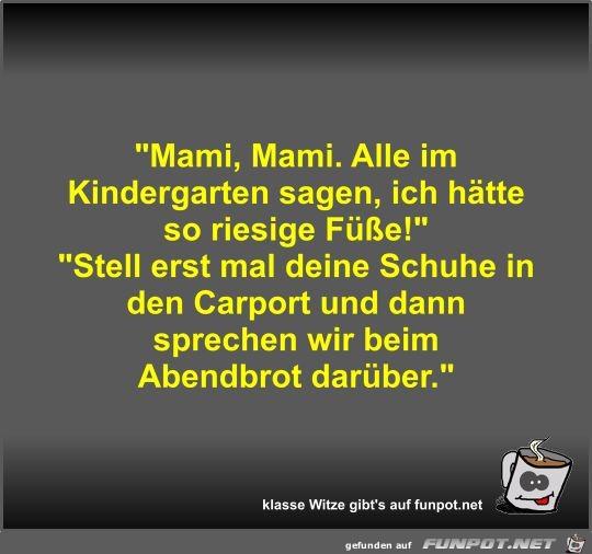 Mami, Mami