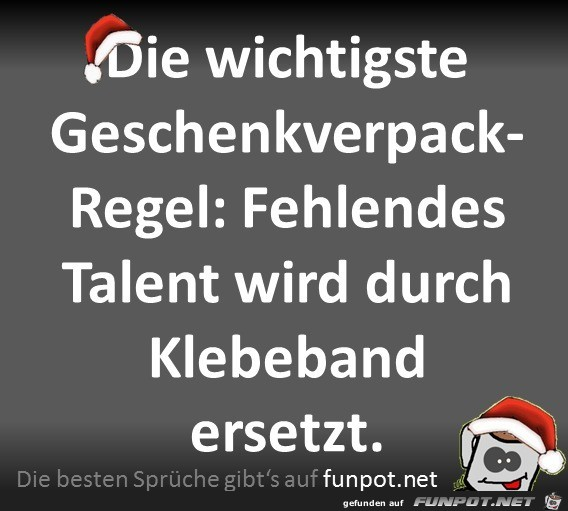 Fehlendes Talent