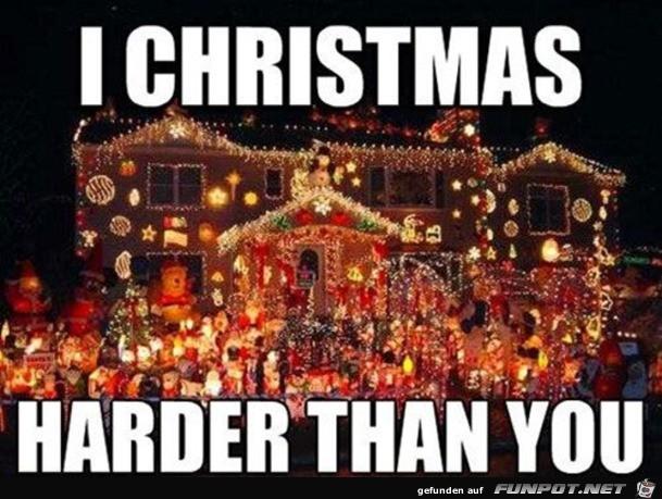 Ziemlich viel Weihnachten