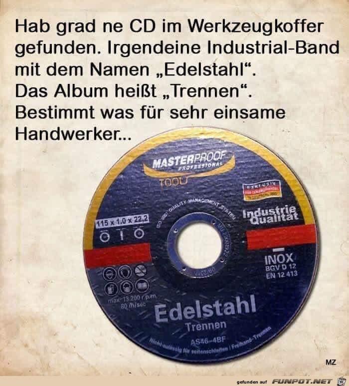 CD gefunden