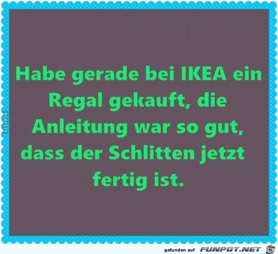 Ikea ist klasse